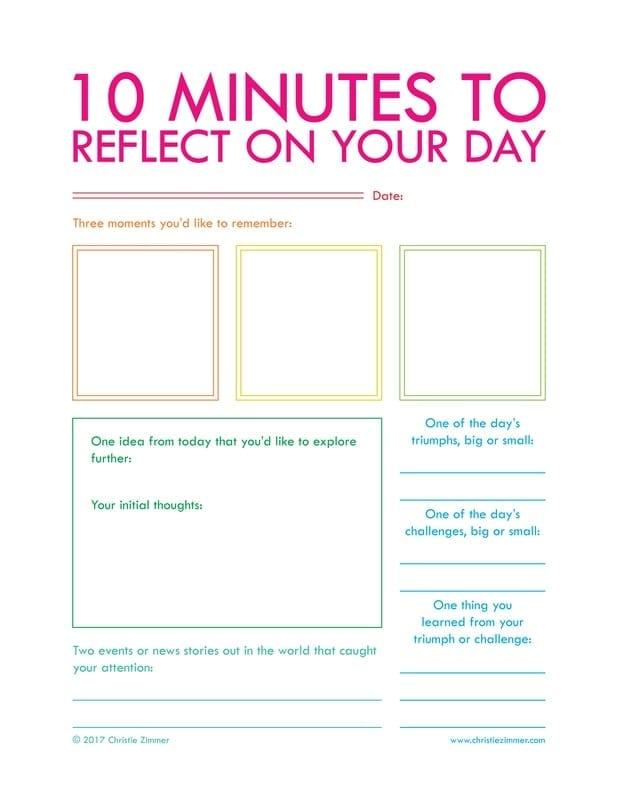 FREE Journaling Printables