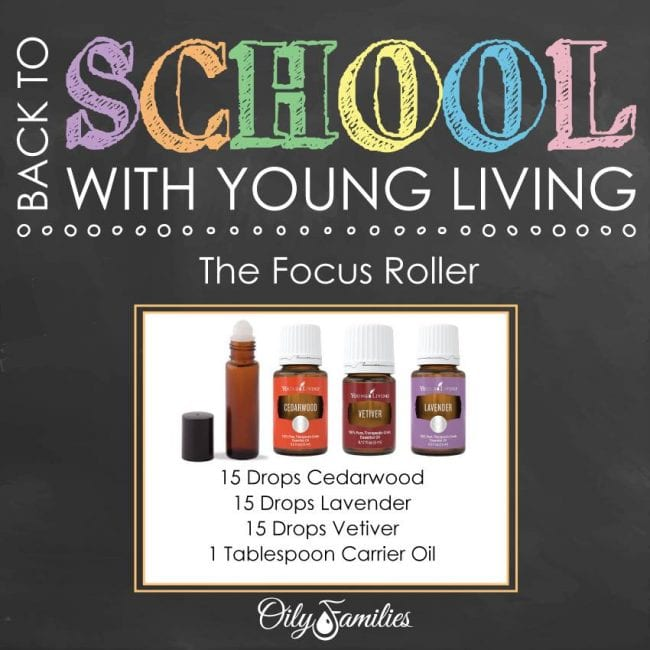 Back to School Focus for the Easily Distracted