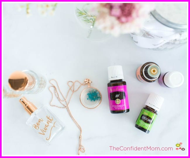 DIY Perfumes with Essential Oils