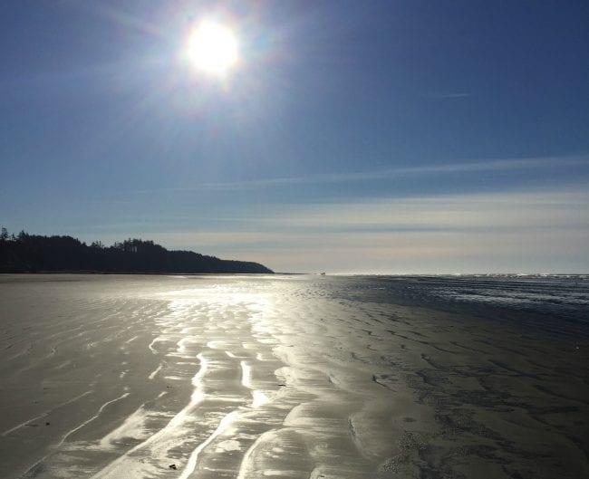 Beach Walk in Seabrook