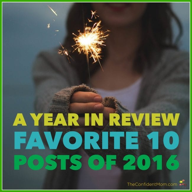 A Year in Review: Favorite 10 Posts of 2016