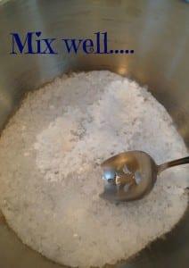 DIY Homemade Relaxation Bath Salts