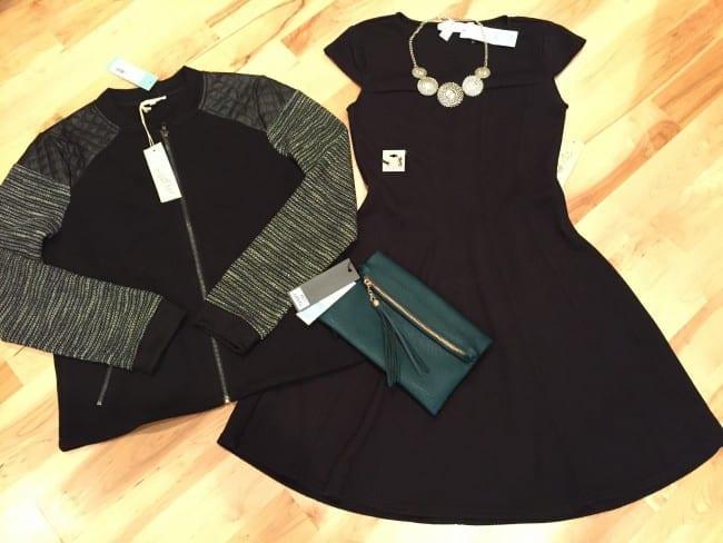 Stitch Fix Box - Holiday Dress