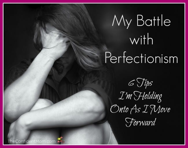 My Personal Battle with Perfectionism