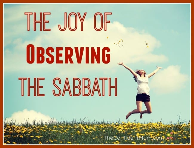 Steps to Implementing a Sabbath