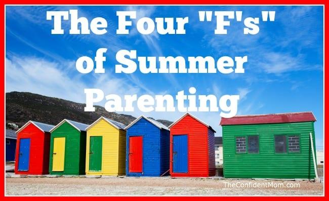Summer-Parenting-Strategies