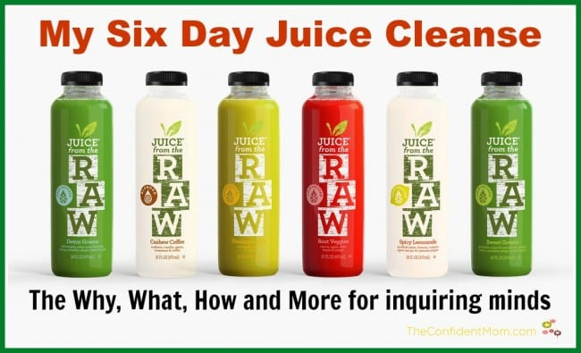 My Six Day Juice Cleanse: The Why, What, How, and More for Inquiring Minds