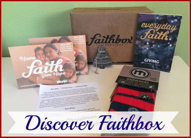 Faithbox: Fun Gifts for Christian Families