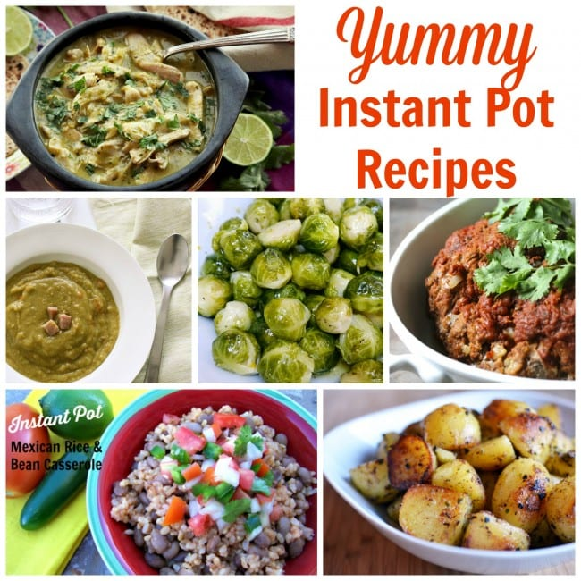Yummy Instant Pot Recipes for Busy Moms
