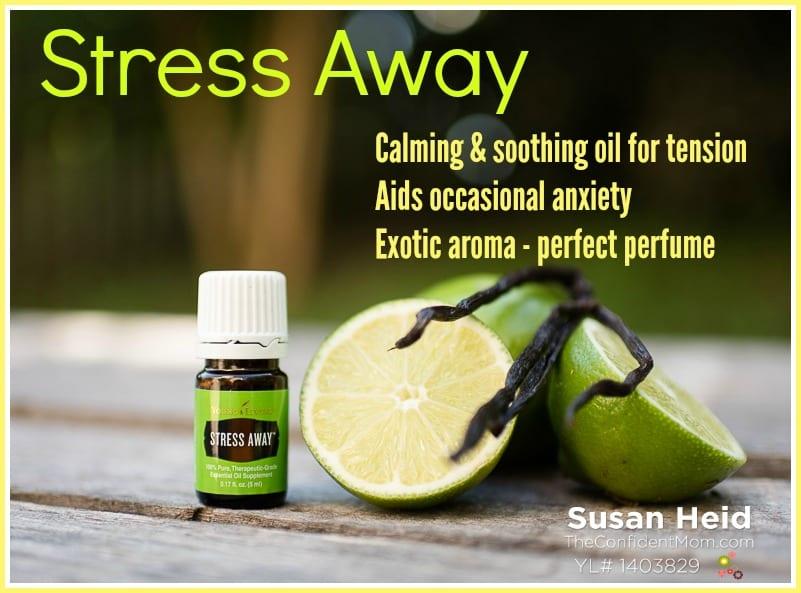 Stress Away Essential Oil